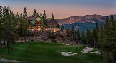 The Camp Lodge features exquisite dining and a luxury spa and fitness center, all in a relaxing atmosphere that transcends the finest Lake Tahoe country club.