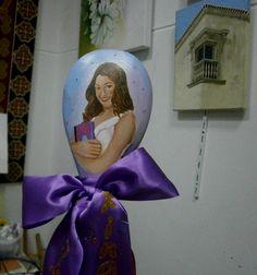 Colher de pau Finalista -  Violeta