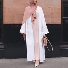 IG: Zaraazii || IG: BeautiifulinBlack || Abaya Fashion ||
