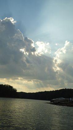 Lake Hartwell 2012