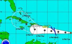 Tropical Storm Isaac forms in Atlantic