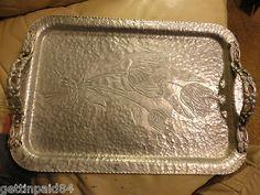 My aluminum tray