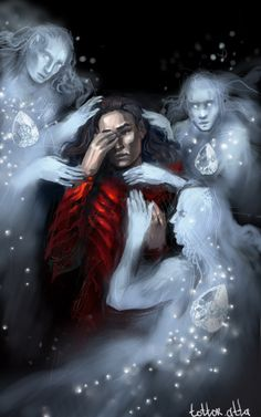 Fëanor and the Silmarils (YES. THIS. YESSSSSS!)