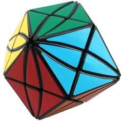 Evil Eye I (Close-eye) Dodecahedron by MoYu