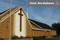 Christ Lutheran Church in New Baltimore, Michigan