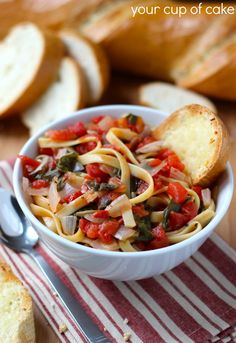 Italian Noodle Soup. Similar to the one pot wonder, but it adds a good dose of spinach!