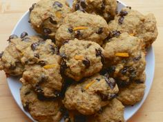 The Florida After Dark – Madame Labriski Biscuits, Florida Oranges, Dark Chocolate Chips, Meals For One, Cupcake Cakes, Cupcakes, Baking Soda, Cookie Recipes, Delicious Desserts