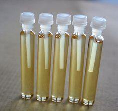 A selection of 6 amazing Arabic Perfume Tester by zahasjewelry info@zahras.com