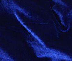 Spandex Velvet - Sapphire