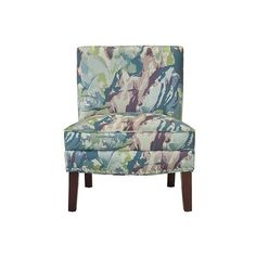 Lakota Accent Chair ($250) ❤ Liked On Polyvore Featuring Home, Furniture,  Chairs