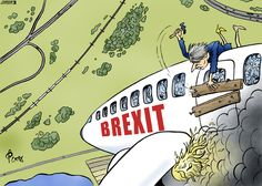 Both Conservative Brexiteers and Remainers would seek to thwart a soft Brexit negotiated by a Corbyn-led government. There is more talk of a general Theresa May, Brexit Humour, Trump Card, Uk Politics, Lol So True, Political Cartoons, Betrayal, Funny Images, Things To Think About
