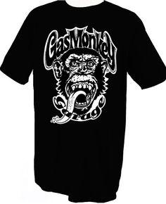 gas monkey garage  t-shirt  xxxxl