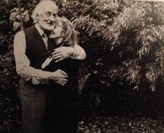 Renate and Leo Fritz Gruber, 1989 by Annie Leibovitz