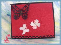 CAS Butterfly card
