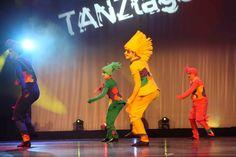 Tanzgruppe Shuffled