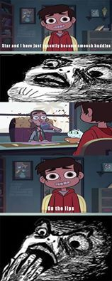 OH MY GOSH!!! STARCO!!! #STARCOFOREVER <3 <3 <3>>>>>> BUT WHEN HE SAID THEY TRIED MANY DIFFERENT STYLES I DIED <3 <3 AAAAAAAAAA