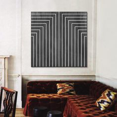ideas minimalist wall art diy interior design for 2019 Metal Tree Wall Art, Canvas Wall Art, Wall Art Prints, Painting Canvas, Design Furniture, Decor Interior Design, Interior Decorating, Modern Furniture, Diy Interior