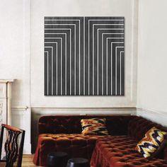 Corner Style--love that artwork