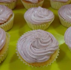 Cupcakes Mascarpone