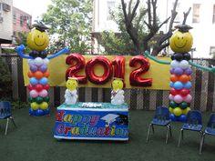 Graduate balloon scu