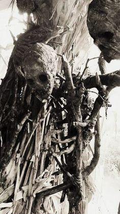 The Scarecrow Catacombs - Halloween 2013 - Pumpkinrot