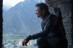 Jeremy Renner - Hawkeye - Avengers
