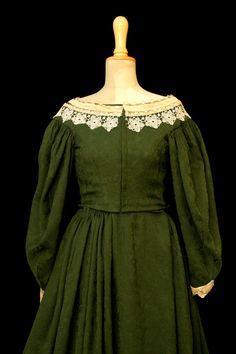 """Costume from the movie """"Forfølgelsen"""" (1981) Director Anja Breien, Costume design Anne Siri Bryhni"""