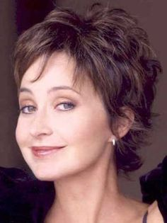 Annie Potts Hair