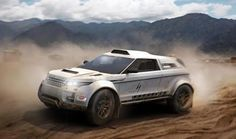 Range Rover Evoque Dakar http://www.turrifftyres.co.uk #4x4 #cars #hot