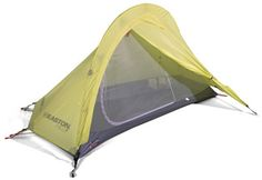A single, slender carbon pole, light fabric, and an efficient design make a new solo tent from Easton among the airiest on the market. We test the Kilo on a long, soggy trek down California's Lost Coast. Camping Needs, Best Tents For Camping, Cool Tents, Camping And Hiking, Tent Camping, Camping Gear, Outdoor Camping, Outdoor Gear, Camping Stuff