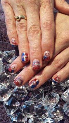 Montreal canadiens nails ongles pinterest nail stuff face montreal canadiens nails ongles pinterest nail stuff face hair and hair makeup prinsesfo Image collections