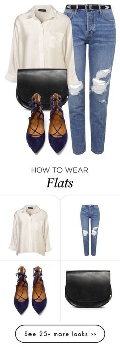 How to wear flats 2