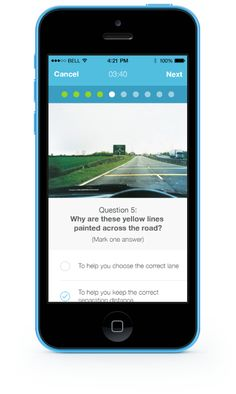 miDrive app helps you to track your progress when learning to drive: Find out more here: http://www.insurelearnerdriver.co.uk/news/keep-track-of-your-progress/