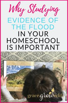 Why Studying Evidence of the Flood in Your Homeschool is Important Homeschool Curriculum Reviews, Homeschool Books, How To Start Homeschooling, Science Lessons, Teaching Science, Science Fun, Science Ideas, Teaching Ideas, Home Schooling