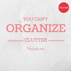 #inspiration #declutter