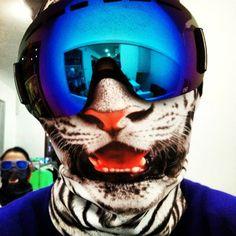 Awesome Animal Ski Masks