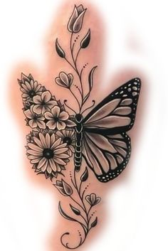Baby Tattoos, Girly Tattoos, Pretty Tattoos, Rose Tattoos, Beautiful Tattoos, Leg Tattoos, Flower Tattoos, Body Art Tattoos, Small Tattoos