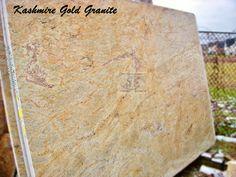 kashmire Gold Granite