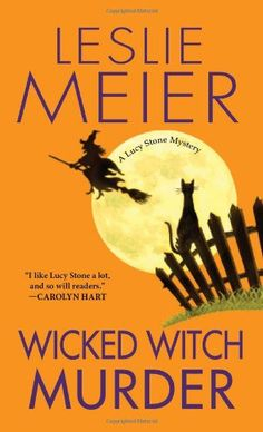 Wicked Witch Murder (A Lucy Stone Mystery) by Leslie Meier,http://www.amazon.com/dp/0758229305/ref=cm_sw_r_pi_dp_AKAdtb1NZNA9V6DK