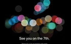 Evento speciale di Apple il 7 settembre, atteso iPhone 7 e Watch 2 Apple ha da poco ufficializzato l'appuntamento per il prossimo 7 settembre per la presentazione dei nuovi prodotti. La data non è ovviamente casuale, visto che contiene il numero 7, come il nuovo iPh #apple #evento #iphone7 #sanfrancisco