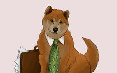 How to Celebrate Take Your Dog to Work Day -- via wikiHow.com