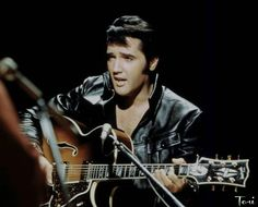 Elvis sit down shows live on June 27, 1968