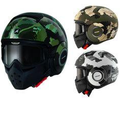 Shark Raw Helmet Collection