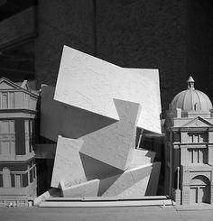 Architecture, Design and Art Exhibitions, Spiral Extension, Victoria & Albert Museum, Londen, Daniel Libeskind
