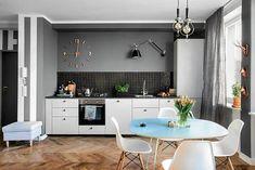 Zdjęcie numer 2 w galerii - Modna kuchnia w bloku. 25 aranżacji kuchni z pomysłem
