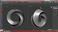 In this tutorial, I'll show you how to quickly model a mobius strip, in the form of a pendant, which can be used as a necklace charm, earring, or unique piece of jewelry. The techniques I use here can be easily adapted to work with any capable 3d modeling package, including Blender or Wings 3d.#3D #Max #Tutorial #Polygons #modeling #3dmodeling #topology #3dsmax #3dtutorials #tips