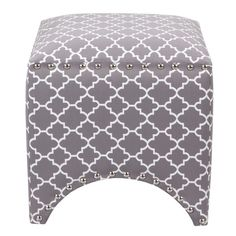 Found it at Joss & Main - Rashida Upholstered Ottoman