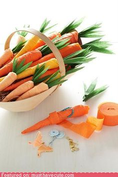This would be great for a bunny birthday party theme (or for Easter, ya, there's that, too!)