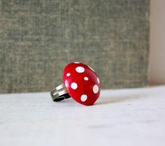 Mushroom ring