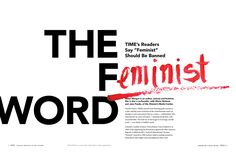 The F(eminist) Word on Behance